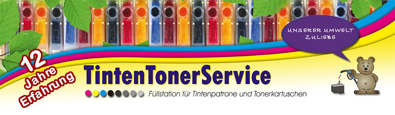 Tinten-Toner-Service